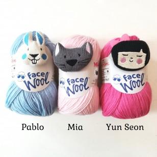 Face Wool - Pablo