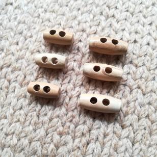 Pipas em madeira