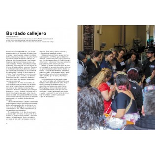 Mexico Bordado - Gimena Romero